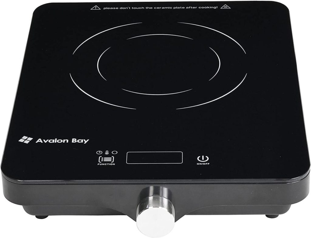 Avalon Bay Induction Cooktop 1800W