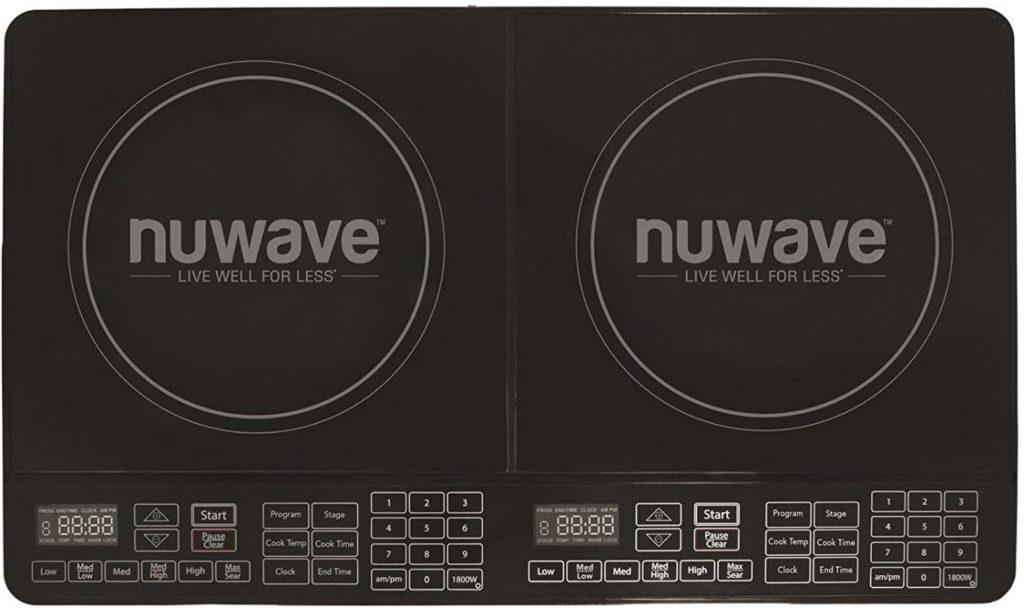 NuWave 30602 Double Precision Induction Cooktop Burner