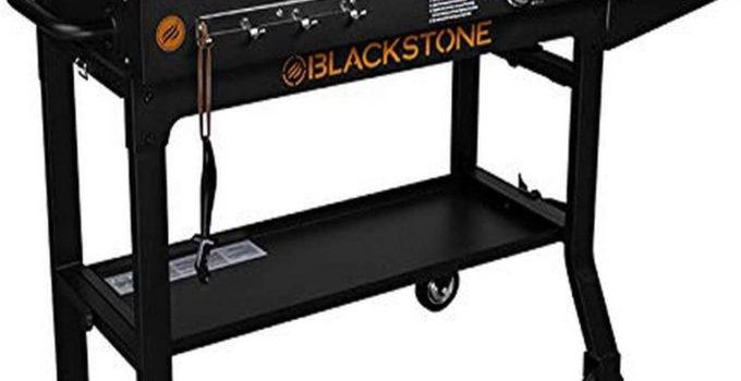 blackstone griddle combo