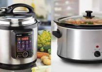 slow-cooker vs pressure cooker