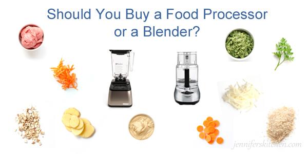 Food processor or blender